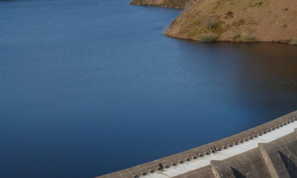 Bwlch-y-Gle-Dam