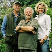 Springwatch is coming to the Dyfi Valley!
